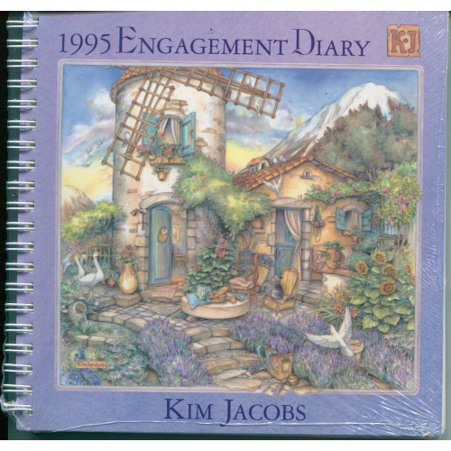 Engagement Diary for 1995 Cobblestone Way by Kim Jacobs