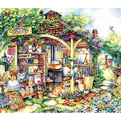 Puzzle - APIARY 550 Piece from Sunsout