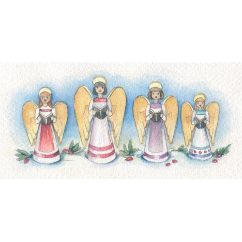 Miniature Painting - Angels