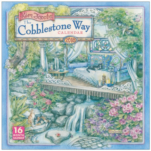 2018 Cobblestone Way  Kim Jacobs Calendar