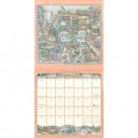 2017 Cobblestone Way  Kim Jacobs Calendar