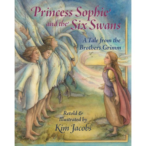 Princess Sophie and the Six Swans,
