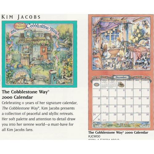 2000 Cobblestone Way Kim Jacobs Calendar